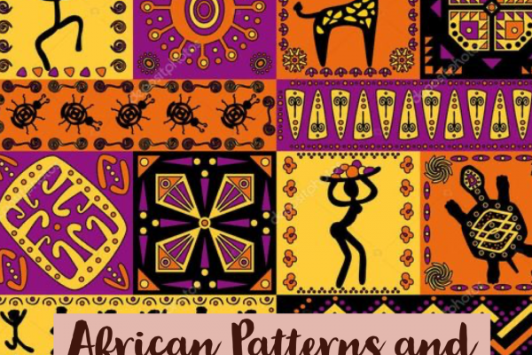 African Drawing Workshop – How to Draw Amazing African Patterns