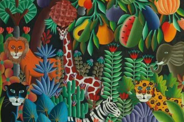 Into the Jungle – How to Make Henri Rousseau Inspired Art