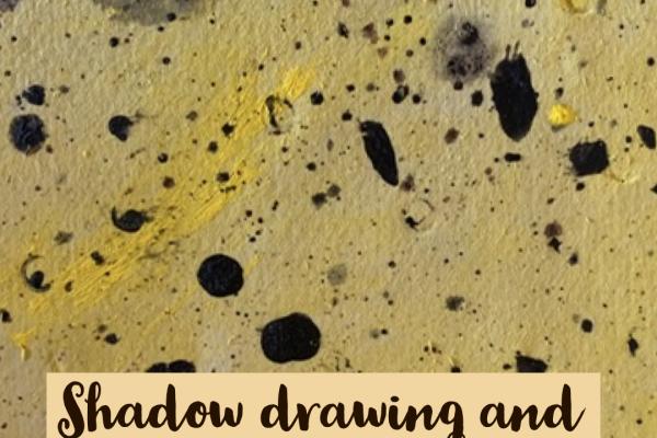 African Animals – How to Make Animal Print Splatter Art