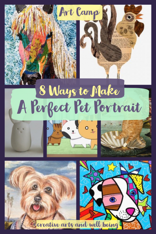 How to Create a Perfect Pet Portrait – 8 Ways