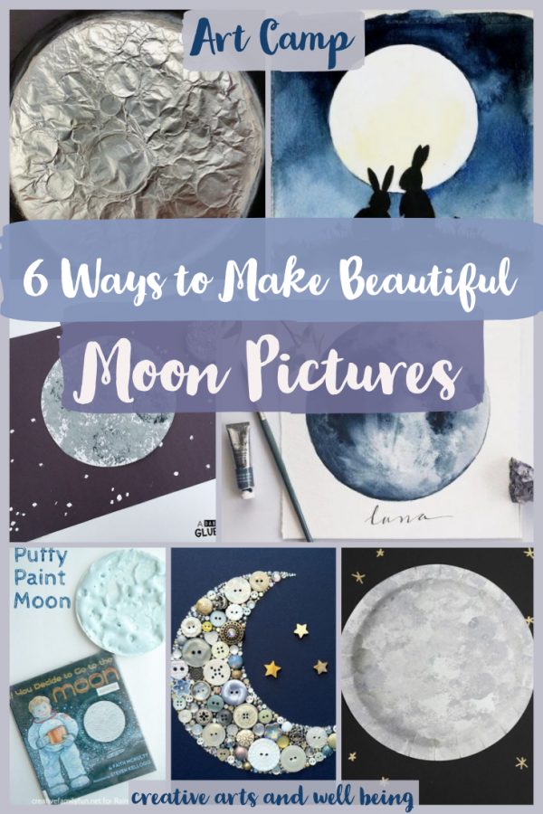 Six Ways to Make Beautiful Moon Pictures
