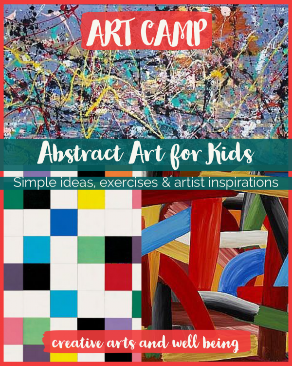 Self Expression – How to Understand and Make Abstract Art