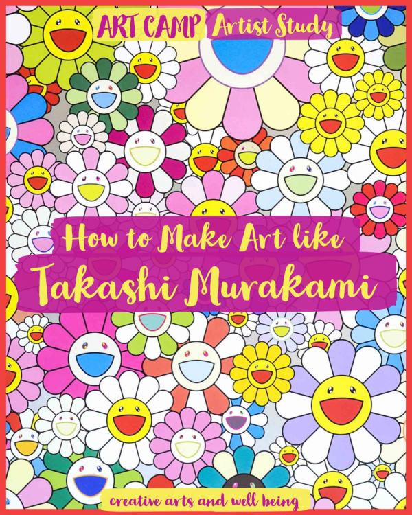 How to Make Art Just Like Takashi Murakami