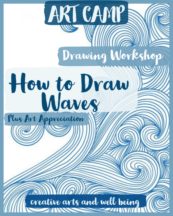Amazing Oceans – Appreciating Art and How to Draw Waves