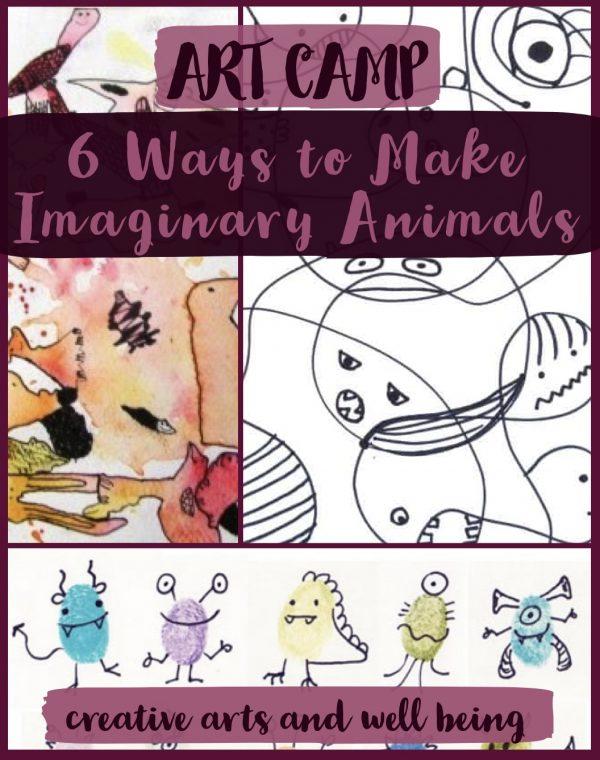 Six Ways You Can Make Amazing Imaginary Animals