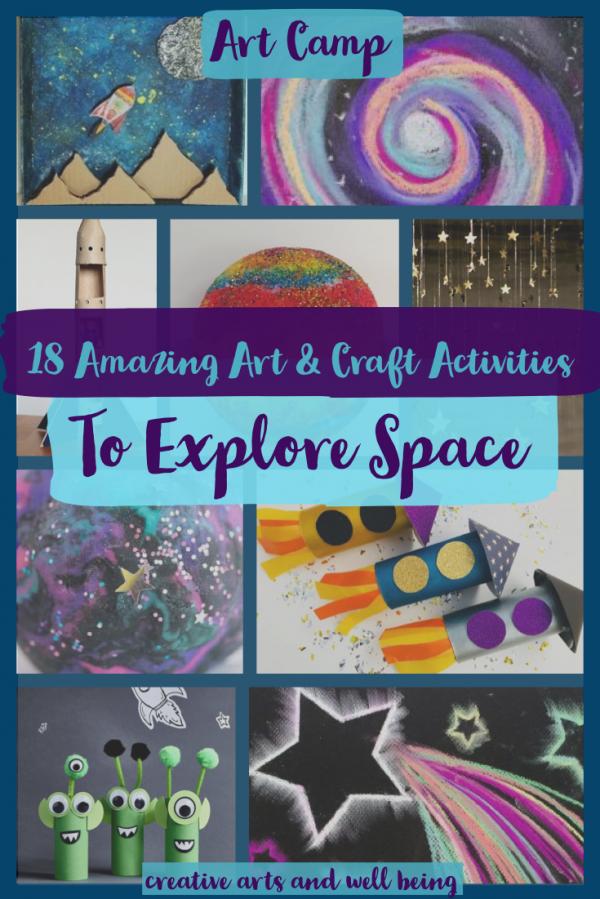 18 Art and Craft Activities