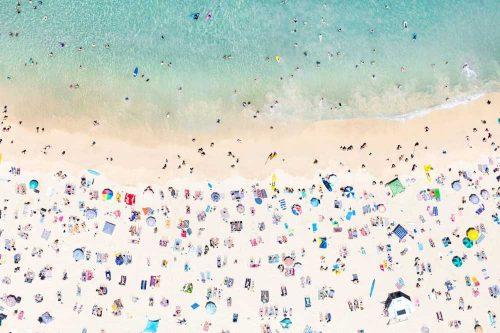 Bondi Beach Gray Malin