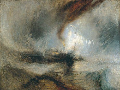 William Turner - Snow Storm