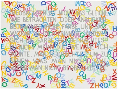 mel-bochner-text-art