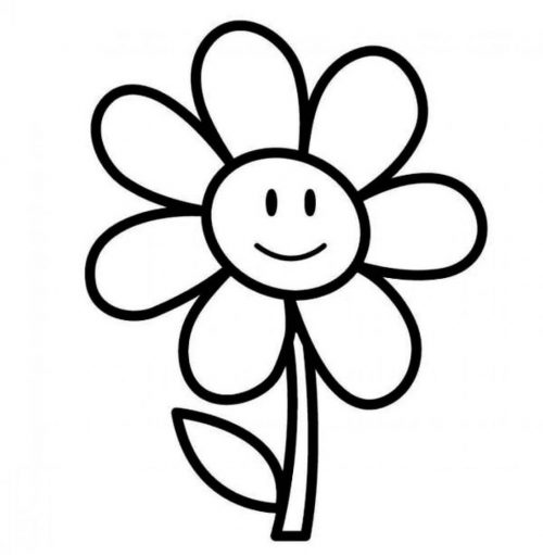 smile-flower-clipart-black-and-white-flowers-clipart-black-and-white-1115_1140