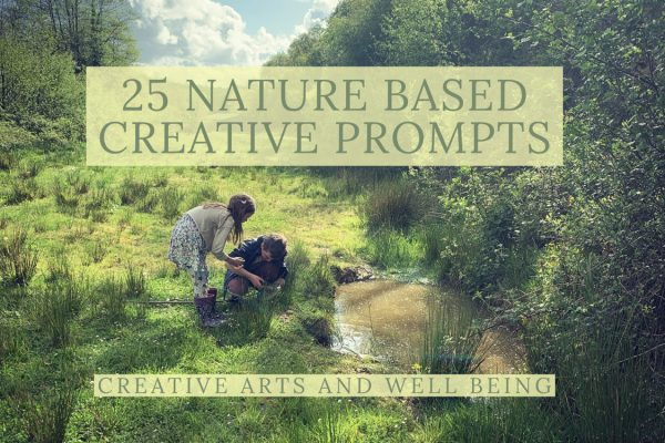 Nature Based Creative  Prompts