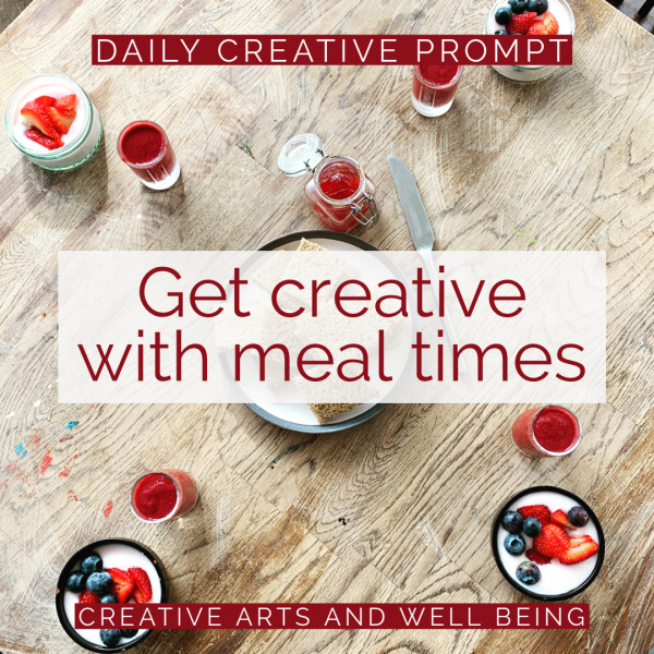 Daily Creative Prompts – #4