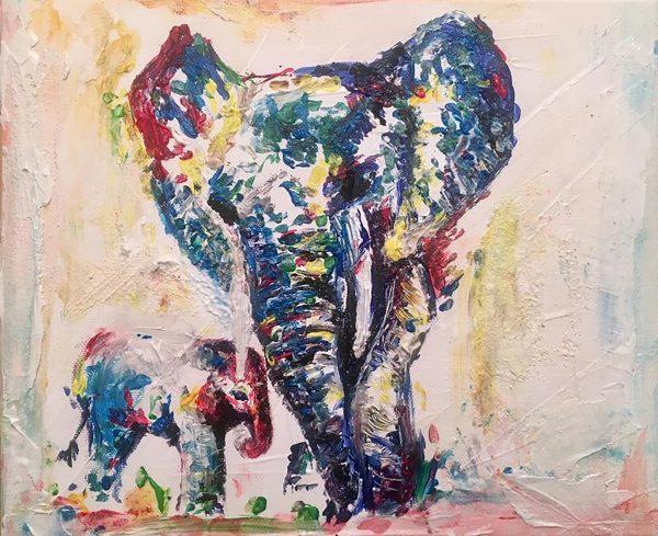 African Animals – Fun Art Journal Prompts