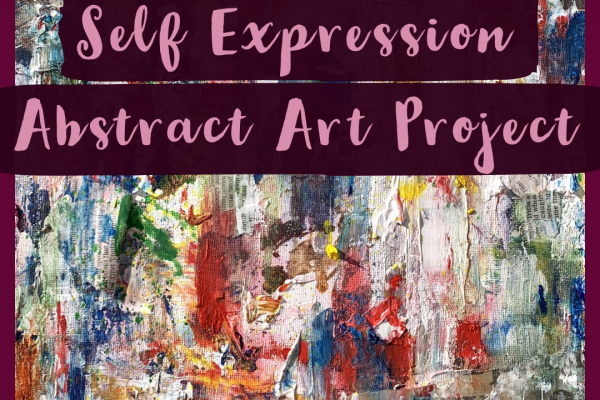 Self Expression – How to make Abstract Art