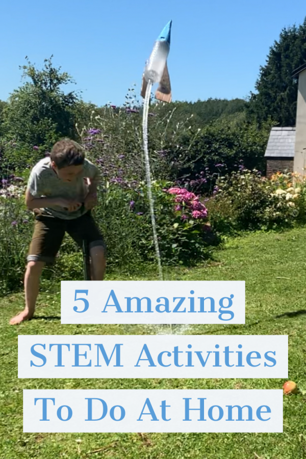 5 Amazing STEM Activities to Try at Home