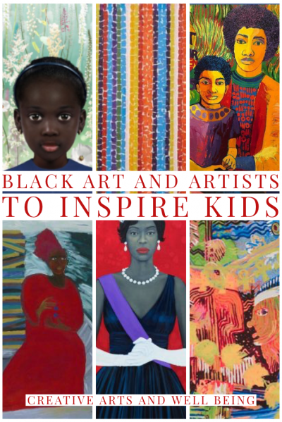Black Artists to Inspire Kids