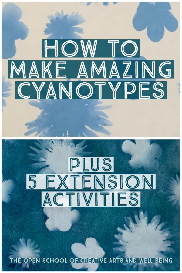 How to Make Amazing Cyanotype Prints