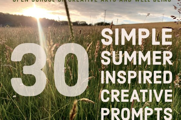 Summer Inspired Creative Prompts