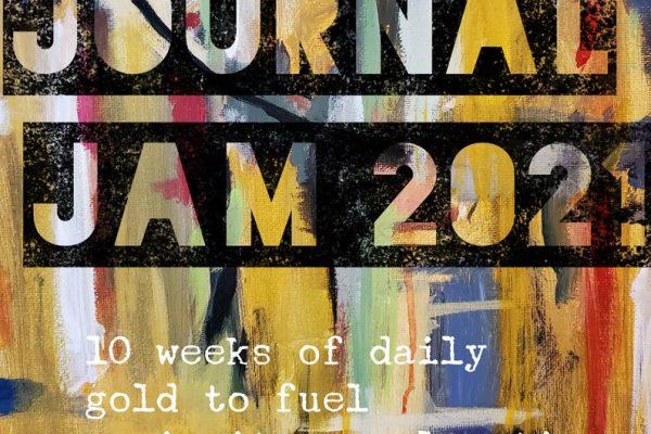 Journal Jam Giveaway