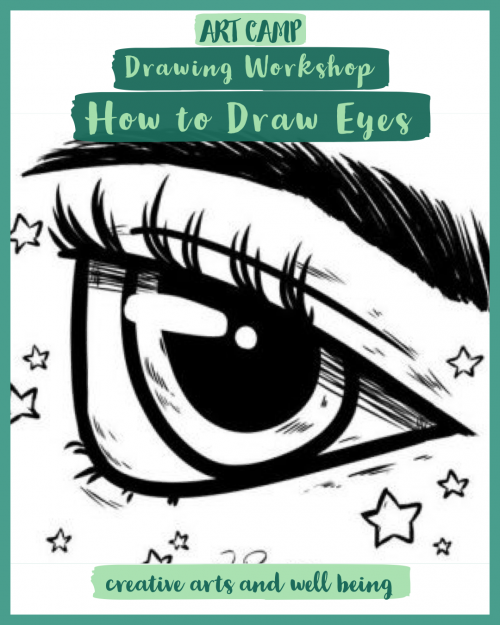 how to draw amazing eyes