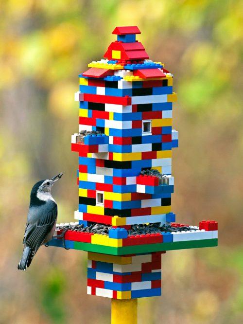 Lego Feeder
