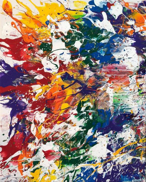 Pollock's Rainbow