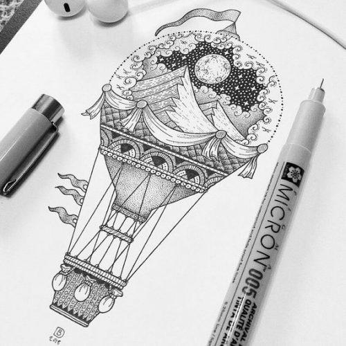 design an airship