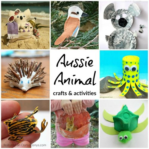 Aussie-Animal-crafts-and-activities-for-kids-great-for-learning-about-Australia