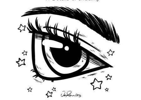 How+to+Draw+Eyes+by+JeyRam+#art+#drawing+#eye+#tutorial