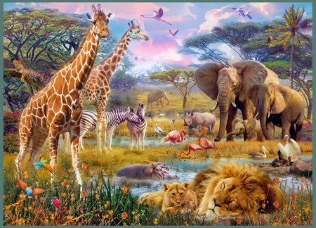 Jan Patrick Savannah Animals