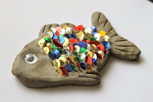 clay fish 10